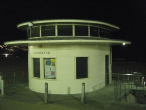 Bondi lifeguards main station.