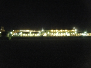 The Bondi Pavilion (viewed from the beach).
