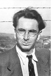 Viktor Frankl, 1949. Was No. 119,104.