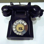 The phone used to take the first Lifeline call in 1963.